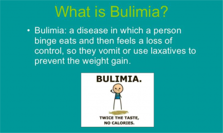 Living with Bulimia